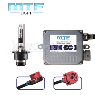 Комплект ксенона MTF Light D2r