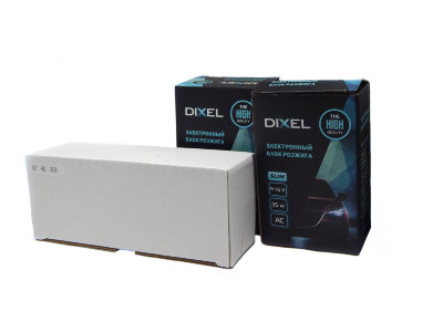 Ксенон H1 Dixel Slim NEW AC 9-16V 35w (комплект с лампами PH)